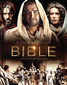 The Bible Mini-Series DVD and CD Giveaway