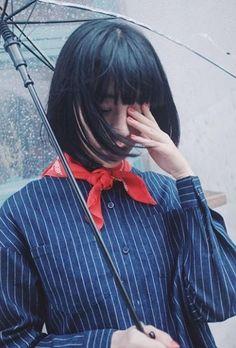 Ruka Xing japanese model