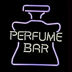 Perfume Bar Bottle Logo Store Pub Display Beer Real Neon Sign Gift Fast///How I love you neon signs , Real nice for my Home Bar Deco