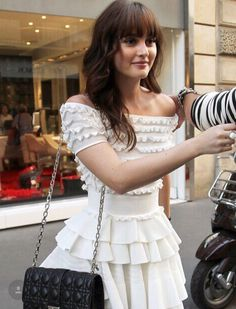 Leighton Meester Style Gossip Girl