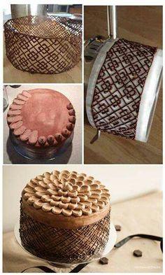 Rejilla de chocolate
