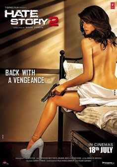 Hate Story 2 (2014) Movies 2014, Thriller Film, Music Images, 2 Movie, Movie Releases, Indian Movies, Streaming Movies, Live Tv