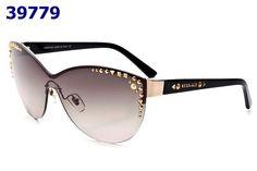 Versace Women Sunglasses Studs 2152 black frame