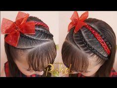 Cute Toddler Hairstyles, Bandana Hairstyles, Little Girl Hairstyles, Cute Hairstyles, Braided Hairstyles, Hair Express, Human Braiding Hair, Competition Hair, Cut My Hair