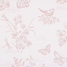 Would be really pretty in a little girls room. Ralph Lauren wallpaper # LWP62214W-RL