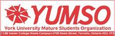 The YorkU Mature Students Organization office is located in 113B Vanier #YorkU