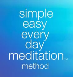 The Simple Easy, Every Day Meditation Method can be learned in as little as 2.5 hours and is a perfect method for anyone, whether you are a beginner or want to get back on track with meditation.  Contact Ssharad Body Healer @ +91 9819119755 or Email on sharad41us@yahoo.com #Bodyhealer#Tarot card#pranic healer