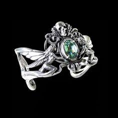 Bracelet 'La Fleur de Baudelaire'