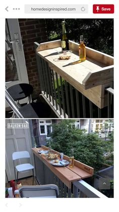 Interesting idea to incorporate a bar for expanded entertaining.