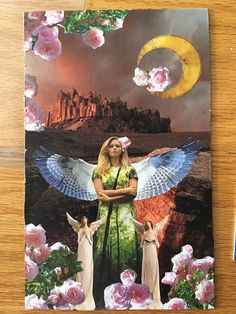 SoulCollage(R) card by Denyse Jones