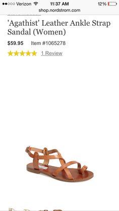 Steve Madden shoes--Nordstrom