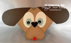 Techno Stamper: Hearts a Flutter Puppy- with a free mini tutorial.