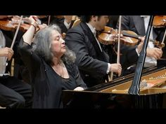 Schumann: Piano Concerto / Argerich · Chailly · Berliner Philharmoniker