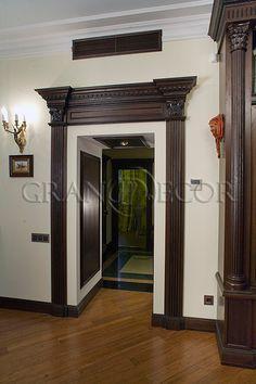 Квартира на Никитском бульваре | grandecor.ru