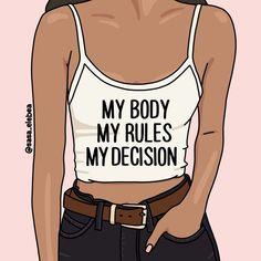 Feminist Quotes, Feminist Art, Empowerment Quotes, Women Empowerment, Self Love Quotes, Mood Quotes, Change Quotes, Bd Pop Art, Body Positive Quotes