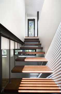 Rambed Interior Stair Design