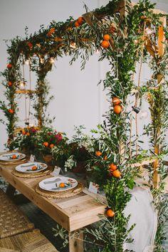 Mediterranean Wedding Inspiration in Valencia, Spain ⋆ Ruffled Home Wedding, Wedding Table, Summer Wedding, Diy Wedding, Wedding Ideas, Farm Wedding, Wedding Couples, Wedding Makeup, Wedding Blog