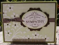 SU Thanks for Caring(R), Elegant Bouquet E F, Decorative Label punch