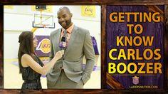 Lakers Nation Interviews Carlos Boozer: Kobe Or Jordan One On One?