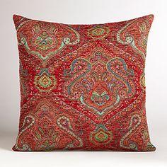 Verdi Jacquard Venetian Pillow | World Market