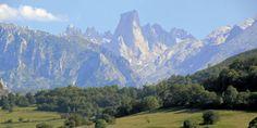 Un paseo por algunas de las montañas más bellas de España.