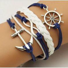 ⚓️Infinity bracelet Infinity bracelet Jewelry Bracelets