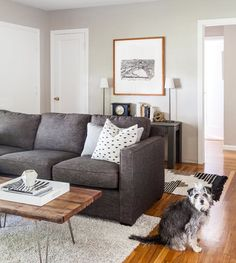A Cozy & Collected Sacramento Home That Mixes High & Low — House Call | Apartment Therapy