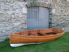 Stirling and Son Dinghy 12'