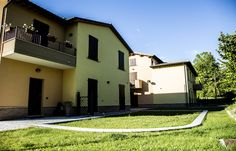 Surrounded by the calmness of the country and crossed by river Fergia, the real estate is also equipped with wide common areas and with private areas. #umbria #realestate www.houseumbria.com