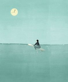 Minimalist, Surreal Illustrations By Alessandro Gottardo