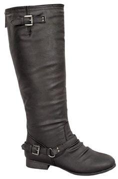 Top Moda Women's COCO 1 Knee High Riding Boot $17.73