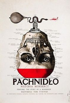 Perfume: The Story of a Murderer, Poster by Ryszard Kaja