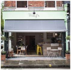 Hally's Cafe