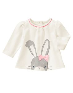 Bunny Top at Gymboree