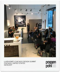 LuxeHome Chicago Design Summit