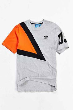 Those iconic three stripes and trefoil logo have topped adidas sneakers, tees, hoodies + so much more for over 60 years. Camisa Adidas, Boys Shirts, T Shirts For Women, Order T Shirts, Adidas Outfit, Shirt Mockup, Vintage Design, Personalized T Shirts, Custom T