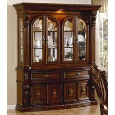 Incredible Fairmont Designs Estates II China Cabinet