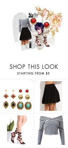 """""""SheIn 5"""" by dinka1-749 ❤ liked on Polyvore featuring MICHAEL Michael Kors"""