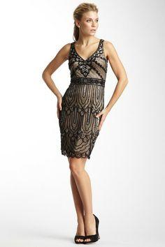 Sue Wong. #cocktail #dress