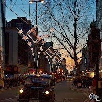 Oxford St. 2nd Jan 2010 - andrea turno photography