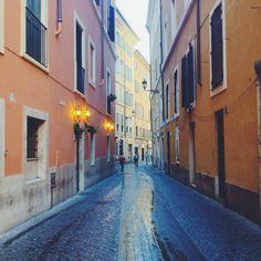 Rome Italy Europe by Anastasia Milutina