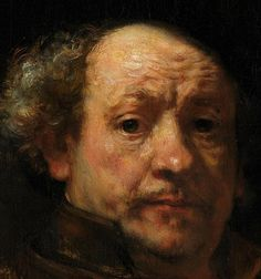 Rembrandt | Self Portrait |