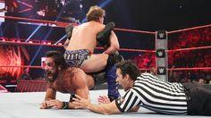 Seth Rollins vs Chris Jericho .Kevin Owens:Full Highlights WWE RAW 10 Oc...