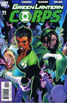 Green Lantern Corps Vol.1 no.11