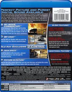 Death Race Blu-ray