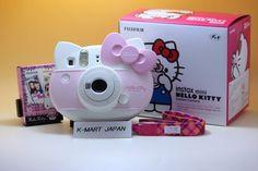 NEW instax mini HELLO KITTY instant camera  from Japan #Fujifilm