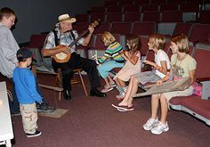 Glenn Bolick, western NC  authority on Appalachian culture and folklore, headlines Grandfather Mountain's ninth annual Kidfest on Sept. 8.