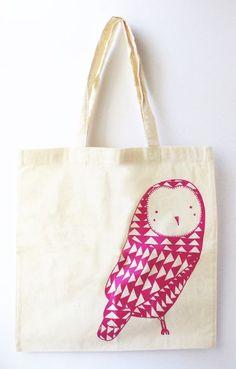 Tote bag / Bolsa de algodón