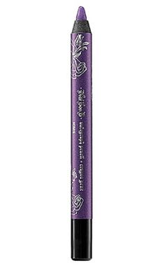 **SOLD** Kat Von D Autograph Eyeliner Pencil Homie $6.00 Bright Purple 0.028oz 0.8g. Swatched once on back of hand. Sold out online.