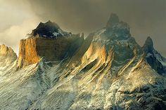 Cuernos del Paine -   © Saúl Santos